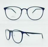 nello spettacolo nuovo di vendita caldo dei telai dell'ottica degli occhiali dell'indicatore luminoso di stile di modo d'acciaio di plastica di riserva