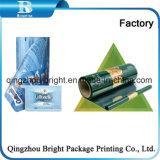 Pet/VMPET laminado/PE bolsa de plástico rollo de película