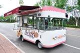 De elektrische Vrachtwagen van het Voedsel voor het Voedsel van het Baksel