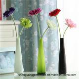 Цветок таблицы декора домашнего обеспечения вазы горячего способа надувательства стеклянный засаживая стеклянный корабль