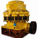 Alta trituradora eficiente y ahorro de energía del cono del resorte hecha en China