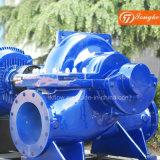 Двойной корпус разделения всасывания центробежный водяной насос с электродвигателем