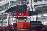 Tension hydraulique de turbo-générateur de propulseur de Kaplan/(l'eau) 6.3kv/hydro-électricité/Hydroturbine