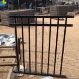 загородка безопасности прочности 2.1mx2.4m Австралия сваренная сплавливанием стальная
