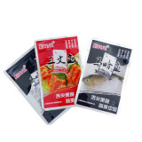 La impresión de papel de aluminio de plástico bolsas de embalaje de alimentos