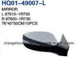 Espejo de alta calidad para el Hyundai Accent 2011 Solaris directamente de fábrica.