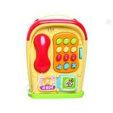 En71承認の赤ん坊の音楽的なおもちゃの電話家(H4646028)