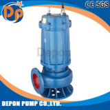 Центробежный насос с электроприводом Non-Clogging полупогружном судне сточных вод