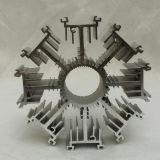 カスタマイズされた形の放出アルミニウム脱熱器