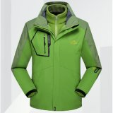 Revestimentos cheios unisex de Snowboad do Zipper do Windbreaker impermeável do esporte ao ar livre do inverno