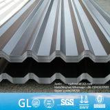 900mm 폭에 의하여 직류 전기를 통하는 골함석 담 장, 60g-275g 아연 코팅 직류 전기를 통한 강철판 2mm 두꺼운 지붕용 자재