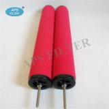 Замените трубопровод в фильтрующий элемент линии E5-36