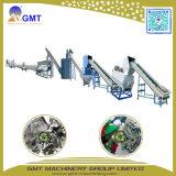 Professional PE PP bloquer la ligne de production de recyclage des bouteilles de lavage