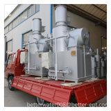 Incinerador de residuos médicos de hospital