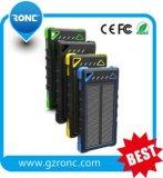 100% de la capacidad total del Banco de Energía Solar para teléfono móvil