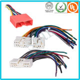 Automotive Car Radio Stereo ISO Electronic Connecteur Wire Harness pour Mazda