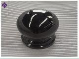Vaso strombato granito nero di alta qualità
