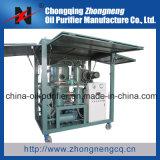Machine de nettoyage à huile isolante multifonction, unité de déshydratation d'huile diélectrique sous vide
