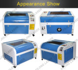Julong billig 6040 Acryllaser-Ausschnitt-Maschinen CO2 Laser-Scherblock-Preis