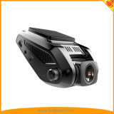Appareils-photo duels FHD1080p pilotant l'enregistreur pour des véhicules