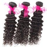 100 les cheveux, le Tissage de cheveux malaisien de haute qualité
