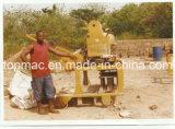 Máquina móvil Bloquear Moldeo por Topall fábrica