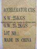 No de goma del CBS (CZ) CAS del acelerador: 95-33-0
