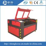 Zhongke 1390 vorbildliche CNC-CO2 Laser-Ausschnitt-Maschine