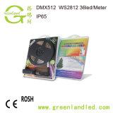 Оптовые цены на заводе Полноцветный RGB 12В постоянного токапрограммируемый светодиодная подсветка RGB газа с маркировкой CE RoHS утверждения