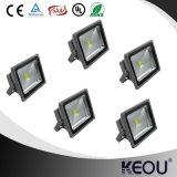 Inundación LED 10W-200W ligero de la luz del reflector LED