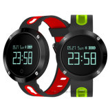 De Slimme Armband van het Horloge van Bluetooth van de Prijs van de fabriek Dm58