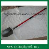 Schaufel-landwirtschaftliche Hilfsmittel-Fiberglas-Griff-Schaufel