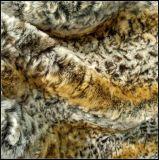 Tessuti lunghi 100% della peluche del poliestere per l'indumento /Shoes ed i giocattoli