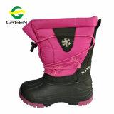 De nouvelles bottes de neige d'hiver imperméables pour les filles