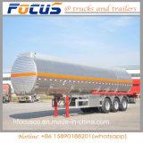 Drei oder vier BPW Wellen-Tanker-Typ Aluminium-Schlussteil