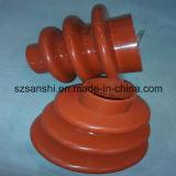 Подгонянная втулка доказательства кислоты и алкалиа резиновый защищая