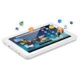 Full HD 1280p Windows Touch Smart tableta blanca para Internet