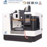 Herramienta de la fresadora de la perforación del CNC y máquina verticales del centro de mecanización para el metal que procesa Vmc1270