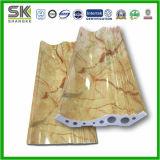 Losa de Piedra artificial de PVC decorativos para decoración de interiores
