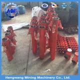 Piccola pompa per calcestruzzo portatile di pietra fine della Cina con l'alta qualità