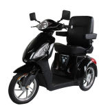 Tre Wheel Travel Scooter con 500W e Luxury Chair