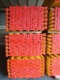 Faisceau de bois de construction du coffrage H20 pour des travaux de construction