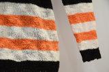 Свитер пуловера падения способа женщин Striped