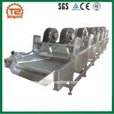 Förderanlagen-Ineinander greifen-Riemen-Typ Luft-trocknende Maschine/Gemüsetrockner-Maschine