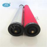 Substitua o Elemento do Filtro de Óleo Hankison (E7-PV) com Material de fibra de HV
