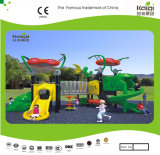 Patio al aire libre de los niños aprobados del pequeño CE extranjero de la serie de Kaiqi (KQ35019A)