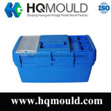 プラスチック注入の道具箱型