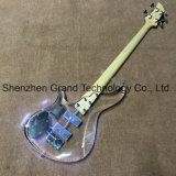 웅대한 LED 아크릴 바디 일렉트릭 기타 (GB-102)