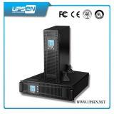 Intelligent 2U de montaje en rack de 19 pulgadas UPS en línea con el cargador
