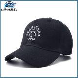 3D刺繍の綿は急な回復の野球帽の帽子を遊ばす